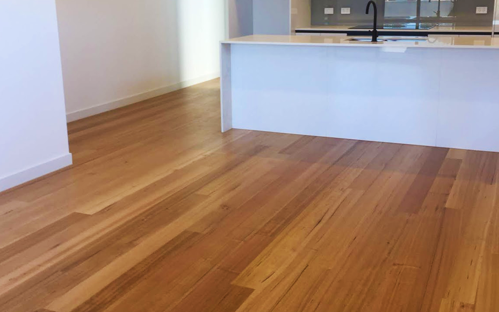 American Oak With Waterbased Finish