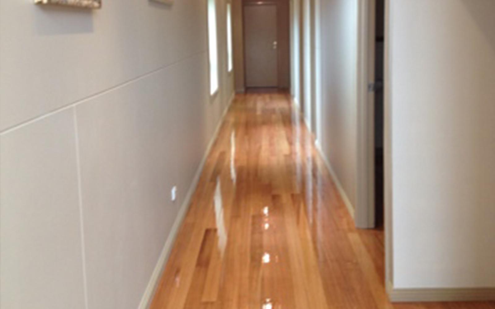 Hardwood Floorboards – Gloss Finish