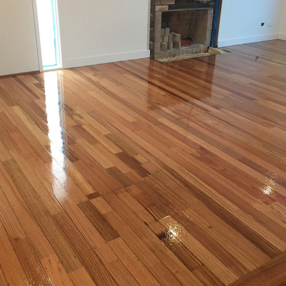 Melbourne Services - Timber Floor Installation