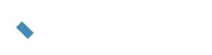 Unlimited Floor Finishes Logo - White